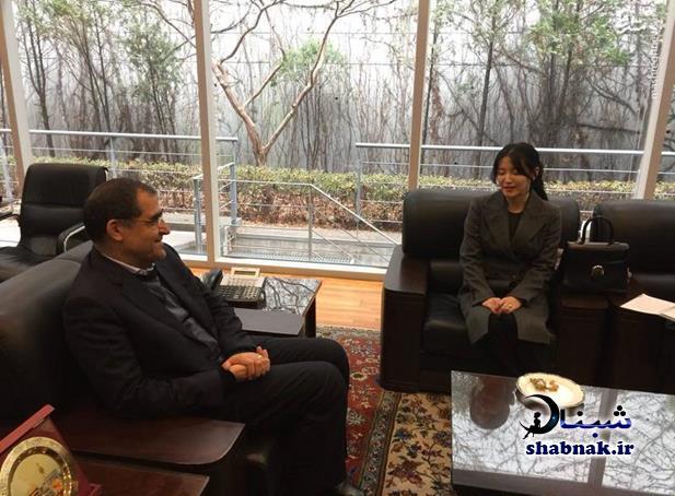 تصاویر دیدار یانگوم با وزیر بهداشت