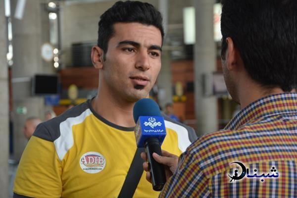 بیوگرافی علی هاشمی,عکس علی هاشمی وزنه بردار