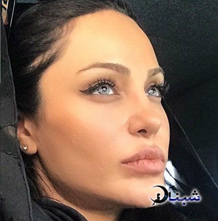 بیوگرافی رامانا بدل ایرانی آنجلینا جولی