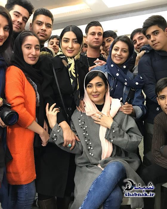 بیوگرافی مریم معصومی و همسرش +تصاویر مریم معصومی
