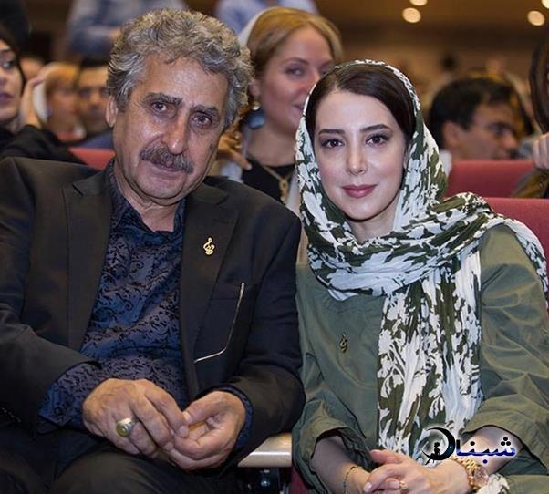 بیوگرافی مسعود جعفری جوزانی و همسرش