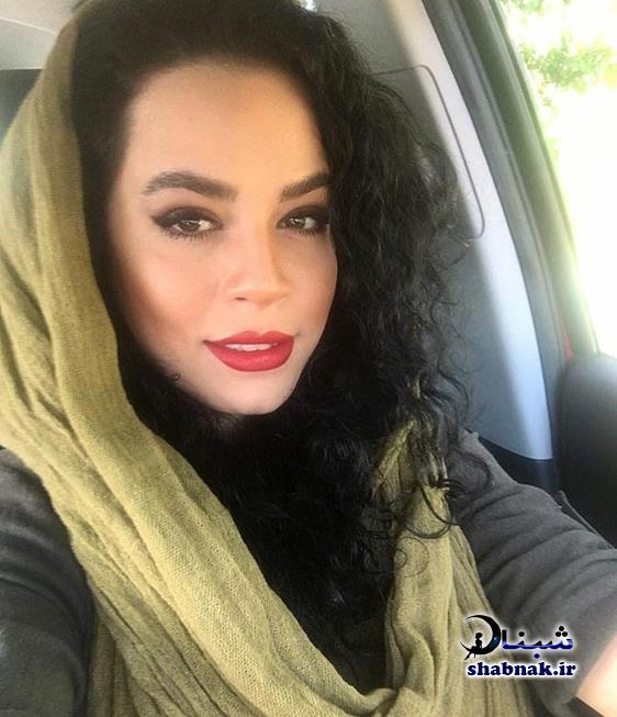 عکس جنجالی ملیکا شریفی نیا