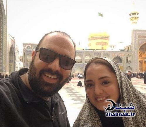 بیوگرافی نرگس محمدی و شوهرش +تصاویر خانوادگی