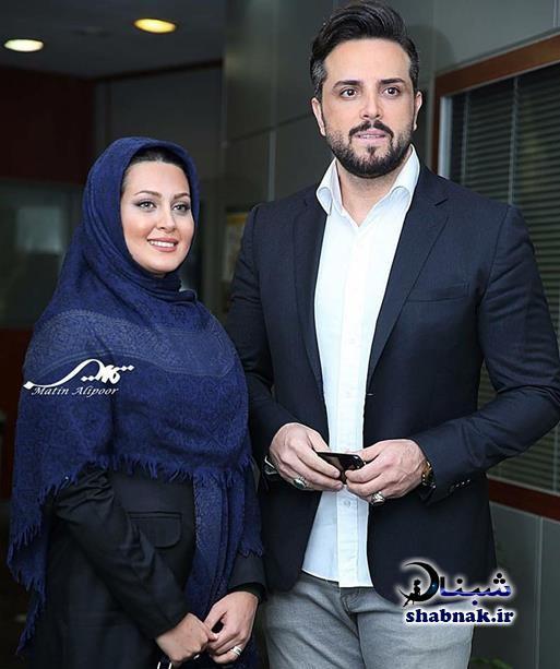 بیوگرافی پدرام کریمی و همسرش یاسمن شاه حسینی
