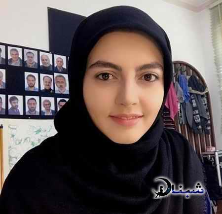 afsaneh kamali 2 - بیوگرافی افسانه کمالی و همسرش + تصاویر افسانه کمالی