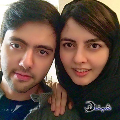 afsaneh kamali 3 - بیوگرافی افسانه کمالی و همسرش + تصاویر افسانه کمالی