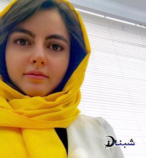 afsaneh kamali 5 - بیوگرافی افسانه کمالی و همسرش + تصاویر افسانه کمالی
