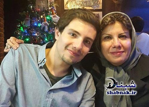 بیوگرافی امیر کاظمی و مادرش