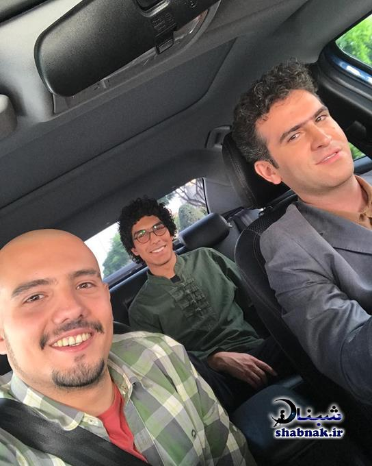 بیوگرافی امیر کاظمی بازیگر نقش مازیار در لیسانسه ها