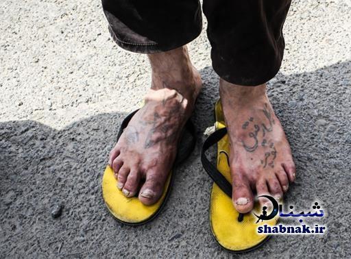 عکس های لات ها تهرانی,تصاویر اراذل و اوباش