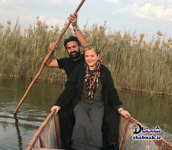 عکس های بهاره رهنما و همسرش امیرخسرو عباسی