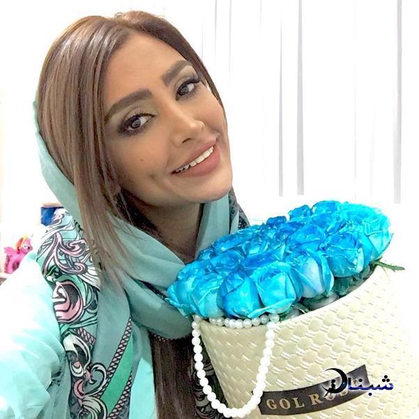 عکس های الهام عرب مدلینگ ایرانی و تصاویر الهام عرب