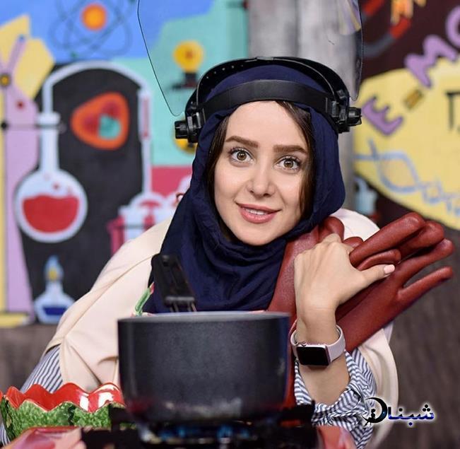 بیوگرافی الناز حبیبی و همسرش,تصاویر الناز حبیبی
