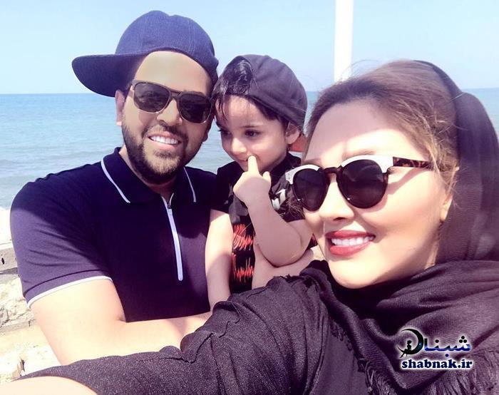 بیوگرافی عماد طالب زاده و همسرش آتوسا یوسفی