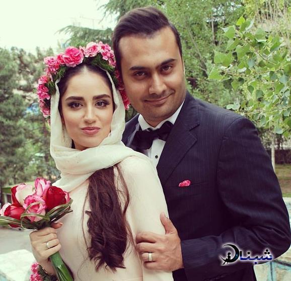 بیوگرافی هانیه غلامی و همسرش,همسر هانیه غلامی
