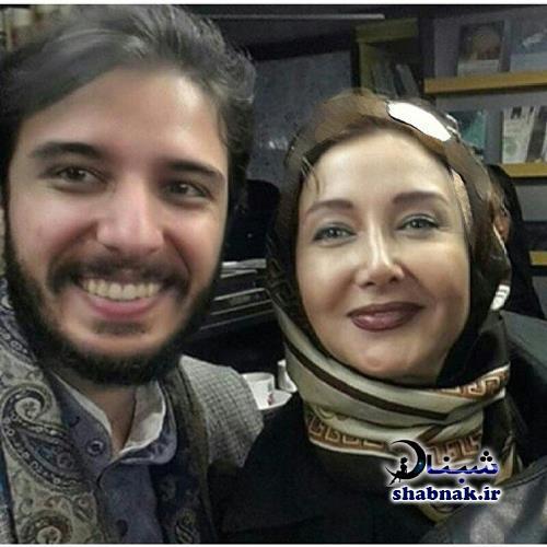 بیوگرافی کتایون ریاحی و پسرش پوریا رحیمیان