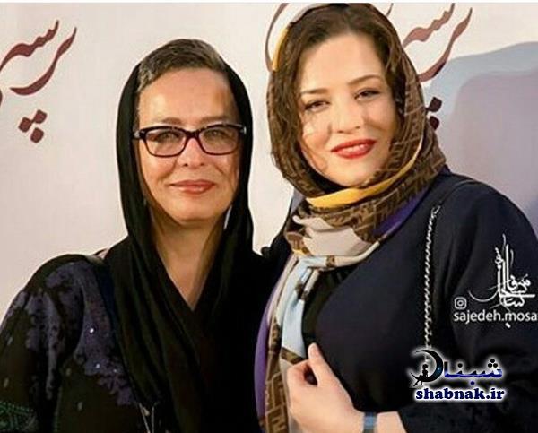 بیوگرافی مهراوه شریفی نیا و مادرش