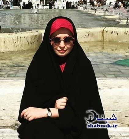 حجاب مهراوه شریفی نیا