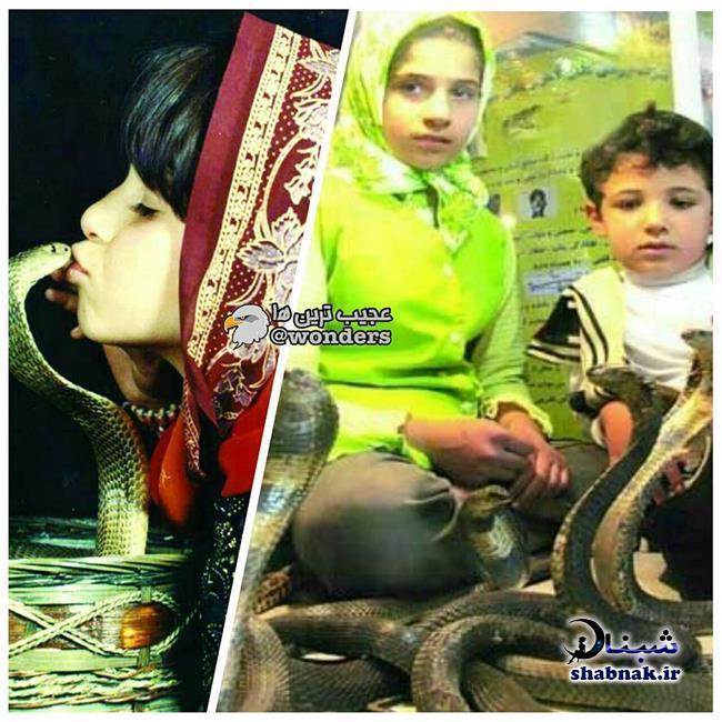 بیوگرافی فائزه غلامی ملکه مار ایران