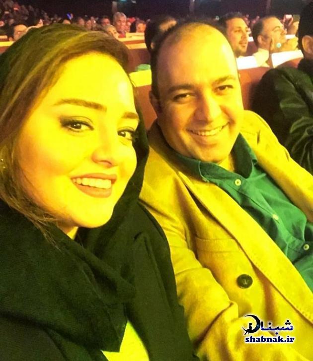عکس های نرگس محمدی و همسرش علی اوجی