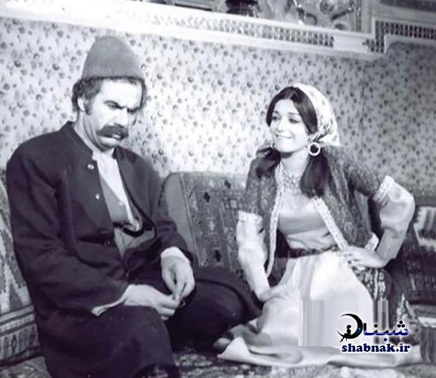 فیلم های ناصر ملک مطیعی و همسرش