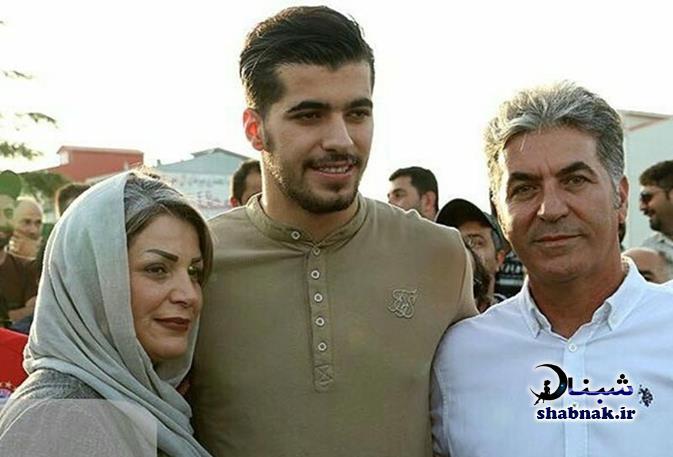 پدر و مادر سعید عزت اللهی,خانواده سعید عزت اللهی