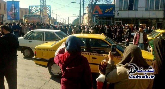 فیلم های تظاهرات برای گرانی و شعار علیه نظام و دولت