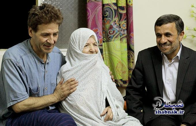 بیوگرافی ابوالفضل پورعرب و احمدی نژاد