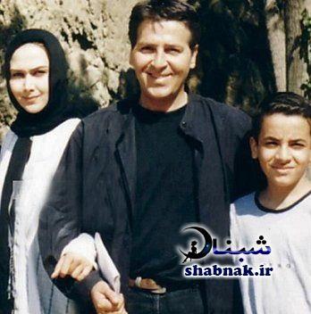 بیوگرافی ابوالفضل پورعرب و همسرهایش,آنا نعمتی