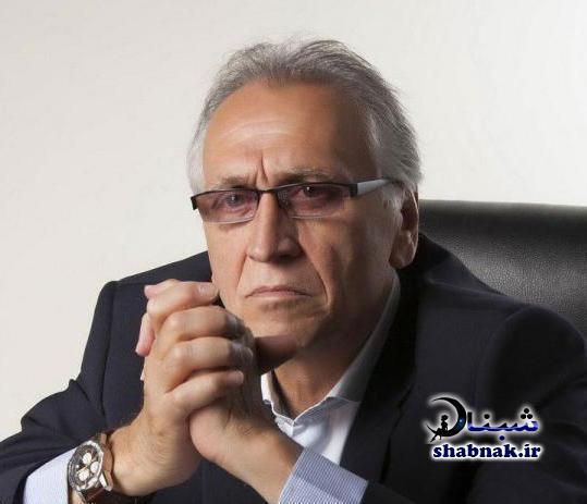بیوگرافی احمد نجفی و همسر خارجی اش