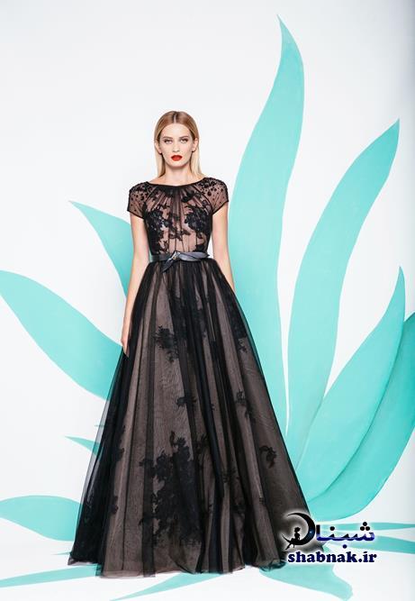 مدل های جدید لباس شب زنانه و مدل شیک لباس های مجلسی