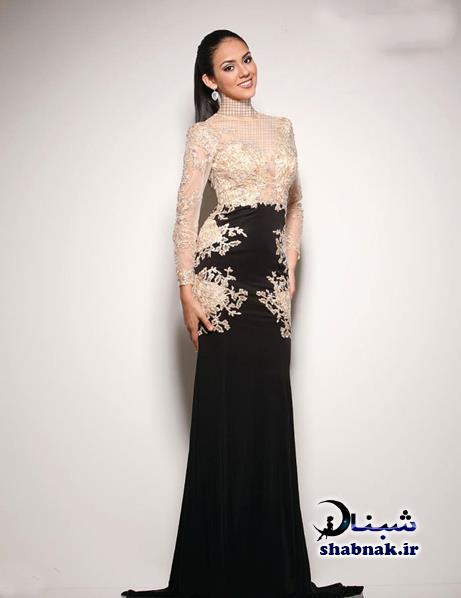 مدل های جدید لباس شب زنانه,لباس های مجلسی