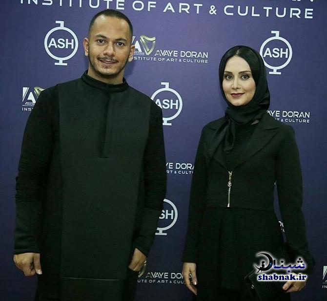 بیوگرافی مریم خدارحمی و همسرش