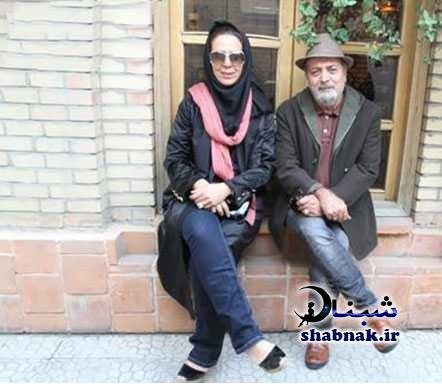 بیوگرافی سیروس مقدم و همسرش الهام غفوری