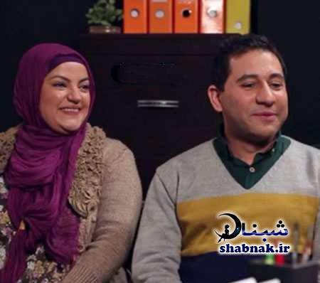 بیوگرافی سروش جمشیدی و همسرش