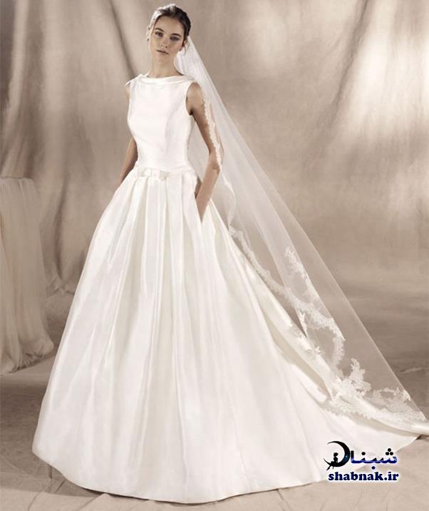 مدل های جدید لباس عروس,انواع لباس عروس خوشگل