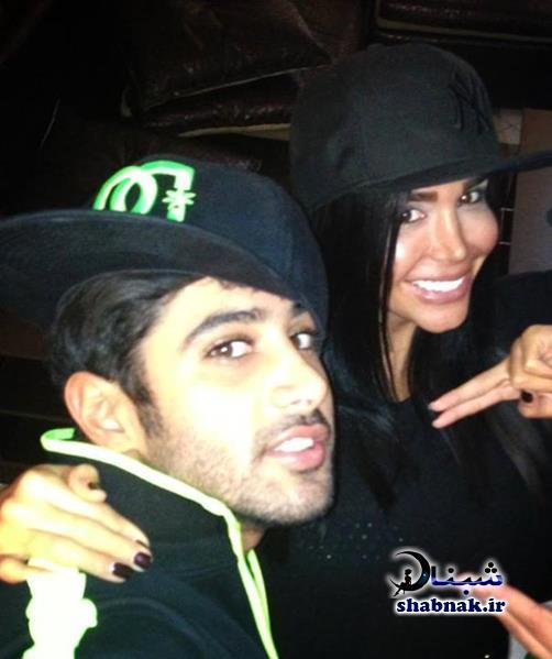 بیوگرافی علیشمس و همسرش
