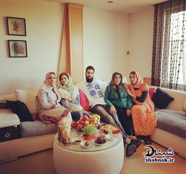 خانواده محمد موسوی,خواهر محمد موسوی