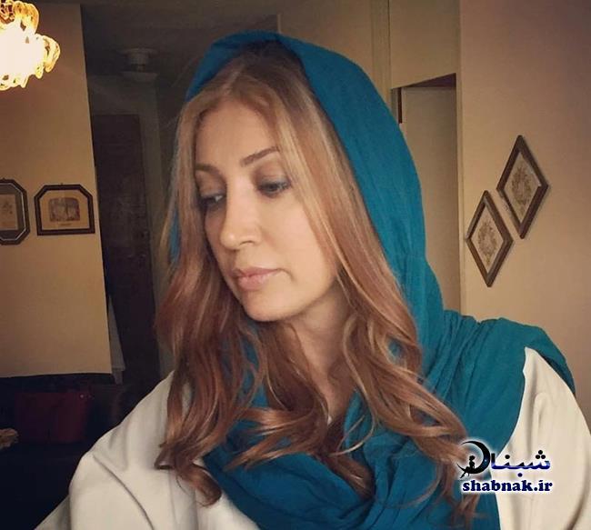 عکس نگار عابدی در سریال هست و نیست