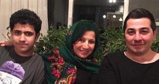 بیوگرافی نیما بانکی همسر لیلی رشیدی