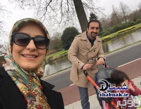 بیوگرافی نیما کرمی و همسرش زینب زارع