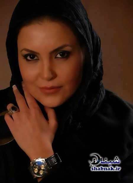 بیوگرافی سامیه لک و همسرش + تصاویر لو رفته سامیه لک