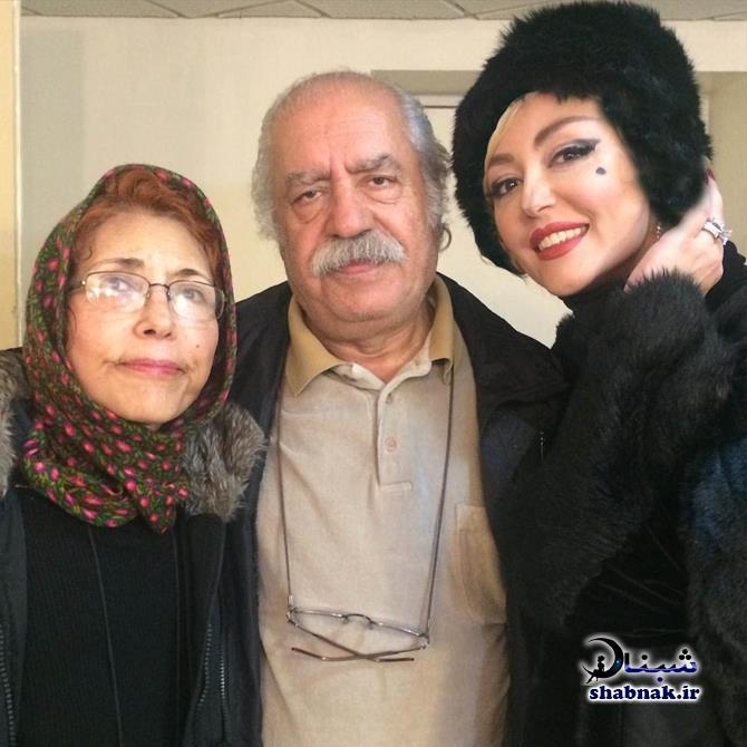 پدر و مادر شقایق فراهانی,خانواده شقایق فراهانی