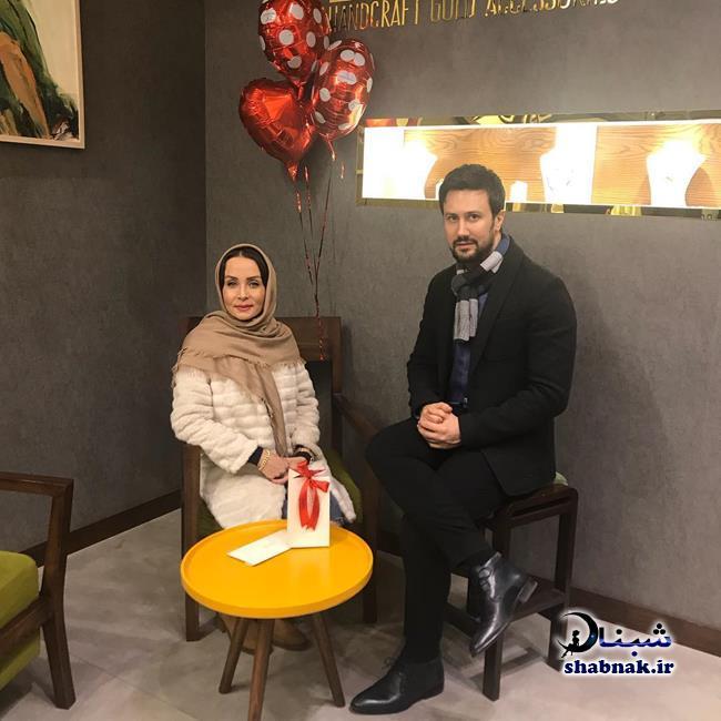 عکس همسر شاهرخ استخری,ازدواج شاهرخ استخری