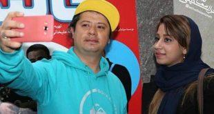 بیوگرافی علی صادقی و همسرش