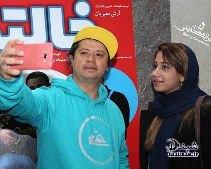 همسر علی صادقی