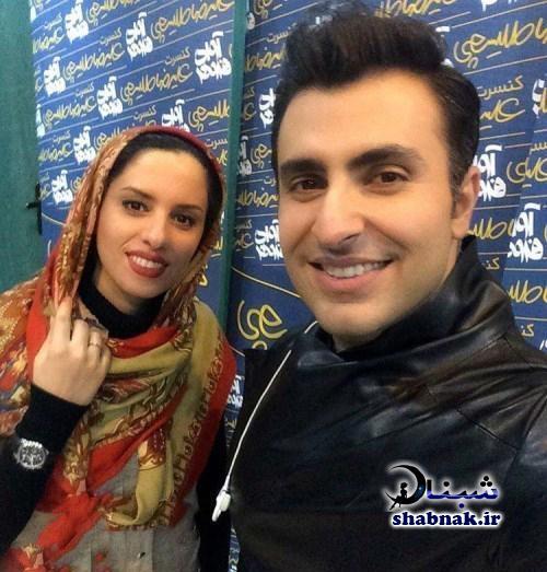 بیوگرافی علیرضا طلیسچی و همسرش