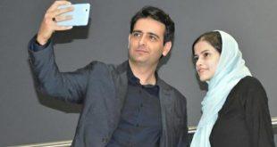 بیوگرافی امیرحسین آرمان و همسرش