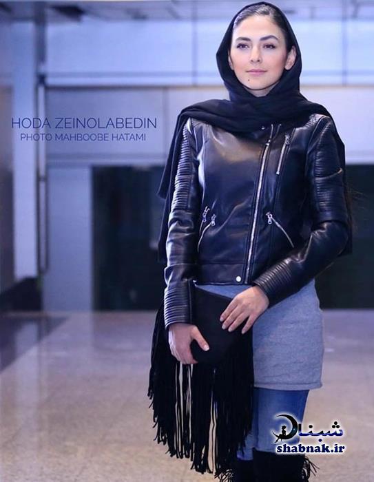 هدی زین العابدین در جشنواره فیلم فجر 96