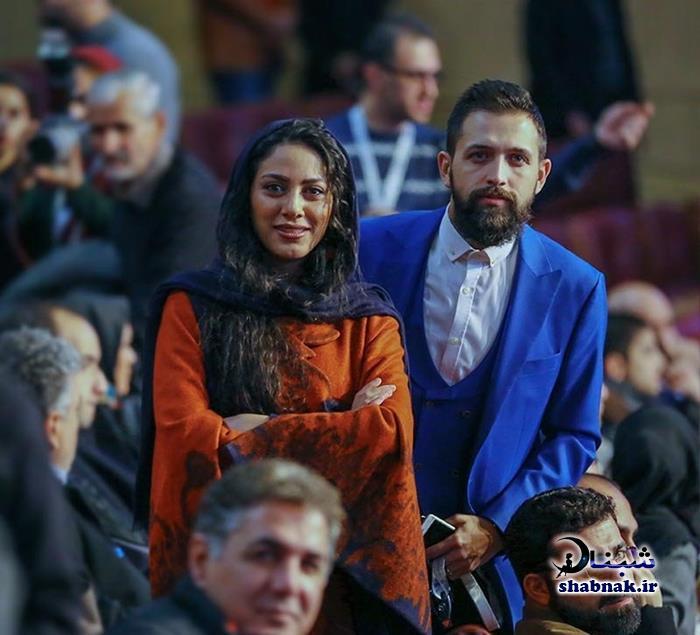 مارال فرجاد در جشنواره فیلم فجر 96